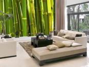 decorar con bambú